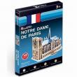 Notre Dame, Paris 3D Mini Puzzle