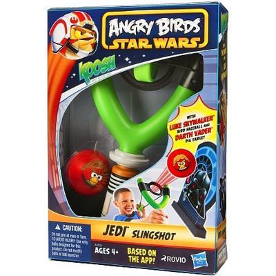 Angry Birds - Fionda Jedi Star Wars
