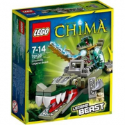70126 Lego Chima Animale Leggendario di Cragger