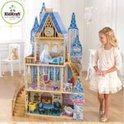 Castello Cenerentola in legno