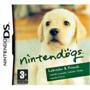 Nintendogs Labrador & Friends Ds