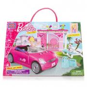 MegaBloks Barbie Cabrio 4+