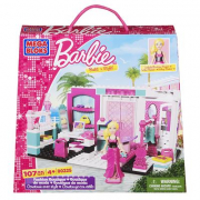MegaBloks Barbie Boutique di moda 4+