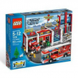 7208 Lego City Pompieri Caserma dei Pompieri 5/12 anni