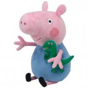 Peppa Pig peluche George cm. 18