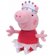 Peppa Pig peluche Peppa Pig Ballerina cm. 18