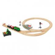 Ferrovia con controllo remoto Brio