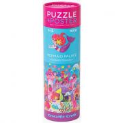 100 pezzi puzzle sirena