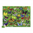 Puzzle 100 pezzi 36 farfalle