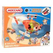 Meccano elicottero