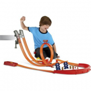 Pista Hot Wheels Super Creazione