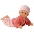 Bambola Calin Corolle rosa con giacca fucsia