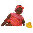 Bebe' bagno bambina africana