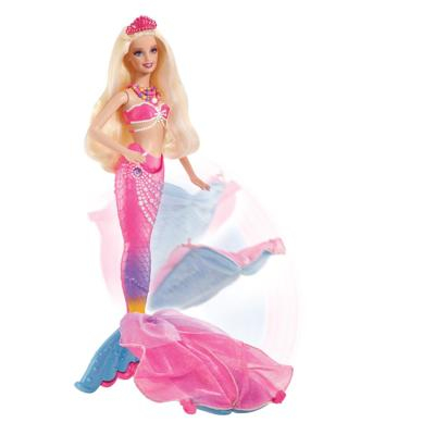 Bdb45 Barbie La Principessa Delle Perle Mattel Giochi Giocattoli