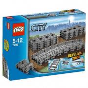7499 Lego City Treni Binari flessibili 5-12 anni