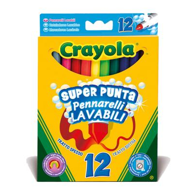 12 pennarelli Superpunta