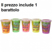 Slimy fruity barattolo singolo