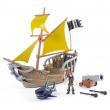 Nave dei Pirati dei Caraibi Jack Sparrow