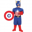 Costume America Baby tg. 4/5