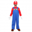 Costume Mario tg. 5/6 anni