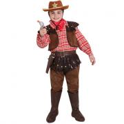 Costume sceriffo 10/11 anni