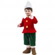 Costume Pinocchio in taglia 25/36 mesi
