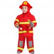 Pompiere costume 25/36 mesi