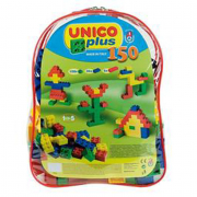 Zaino medio unicoplus 150 pezzi