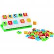 Valigetta per bambini con lettere e numeri