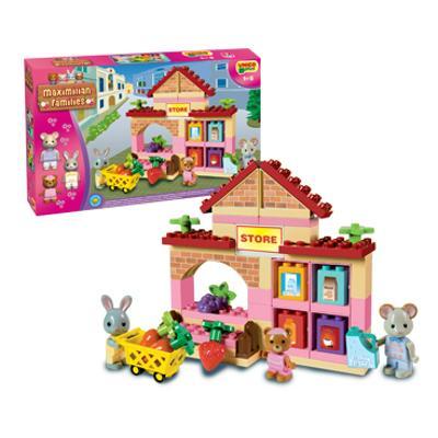 Unico Maximilian Families Mini Market