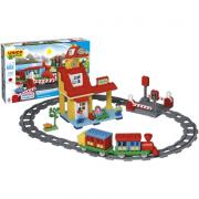Grande ferrovia unicoplus