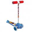 Monopattino scooter Twist & Roll Spiderman 3 ruote