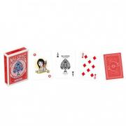 MAGIC BYKE Rosso carte da gioco Dal Negro
