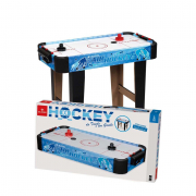Air hockey con gambe