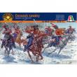 Cavalleria cosacca guerre napoleoniche 1805-1815 figurini