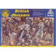 Ussari Inglesi Guerra di Crimea 1854 figurini