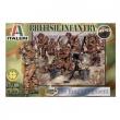 Fanteria inglese II guerra mondiale figurini