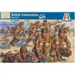 Commandos Inglesi Seconda Guerra Mondiale figurini