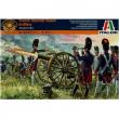 Artiglieria della Guardia Imperiale Francese figurini