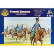 Ussari Francesi Guerre Napoleoniche figurini