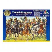 Dragoni francesi guerre napoleoniche 1805-1815 figurini