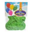 Palloncini verdi 20 pezzi