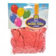Palloncini rossi 20 pezzi