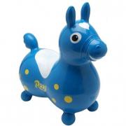 "CAVALLO ""RODY"" in vinile blu"