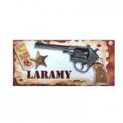 "Pistola ""Laramy"" 8 colpi per bambini"