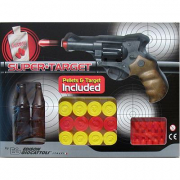 Pistola super target giocattolo