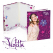 Violetta V diary light up