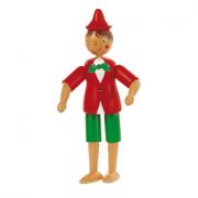 Pinocchio in legno medio 30cm