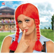 Parrucca Pippi Calzelunghe