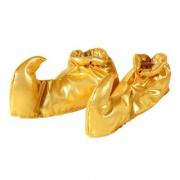 Copriscarpe arabo oro